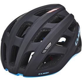 Cube Roadrace Fietshelm blauw/zwart
